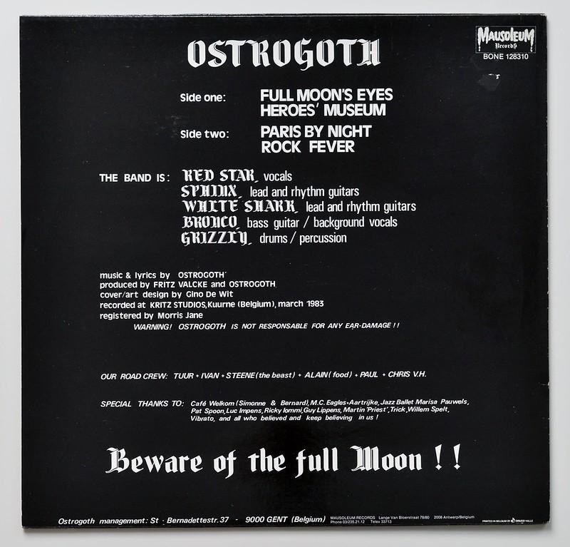 A0551 OSTROGOTH - Full Moon's Eyes