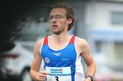 Jakub Zemaník zaběhl ve Švýcarsku 10 km za 29:40