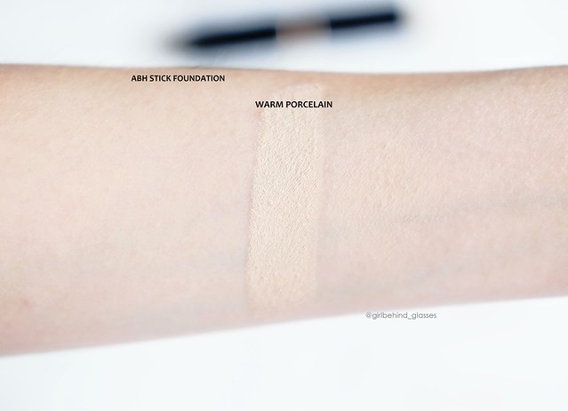 Anastasia Beverly Hills Stick Foundation Warm Porcelain swatch