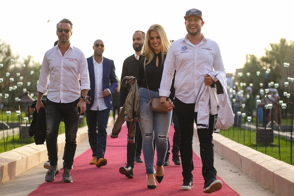 Diner gala during the 2018 FIA WTCR World Touring Car Race of Morocco at Marrakech, from April 7 to 8 - Photo Francois Flamand / DPPI