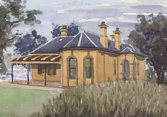 Bellevue House, Glebe Point, Sydney