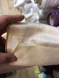 Samples from kumasch stoffe