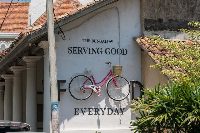serving good food everyday