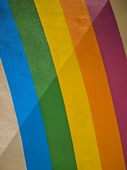 #103 Rainbow and Shadow