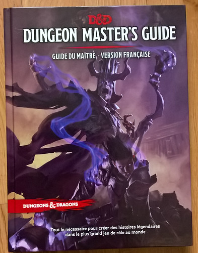 D&D5 dungeon master guide