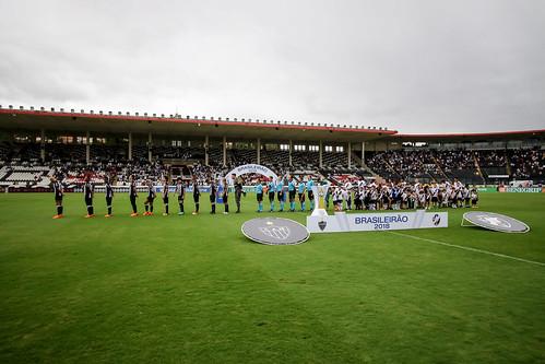 Atlético x Vasco 15.04.2018 - Campeonato Brasileiro 2018