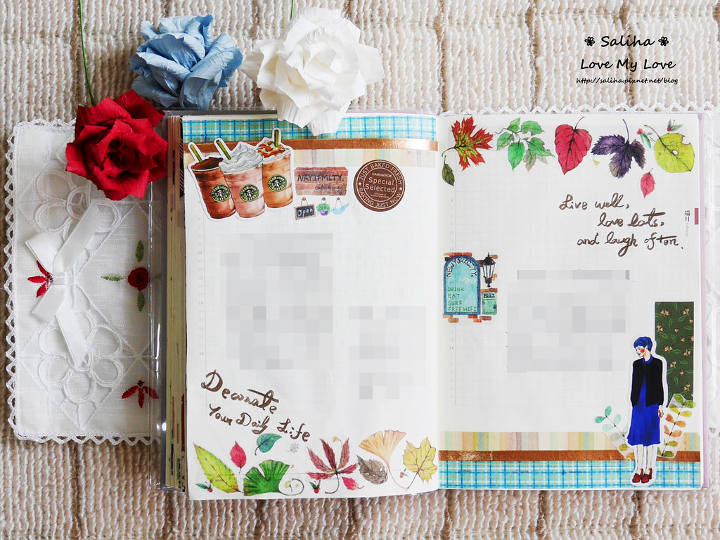 開花實驗室手帳設計裝飾紙膠帶 (14)