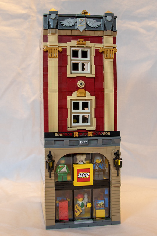 Lego Store front 1