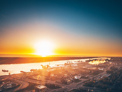 Sunset | Klaipėda, Lithuania