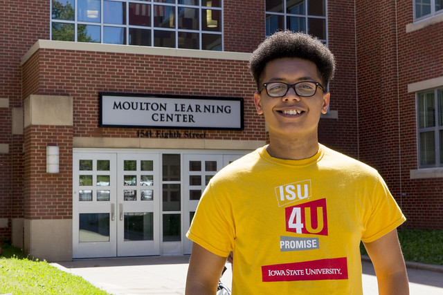 Moulton GRIT sets sights on ISU