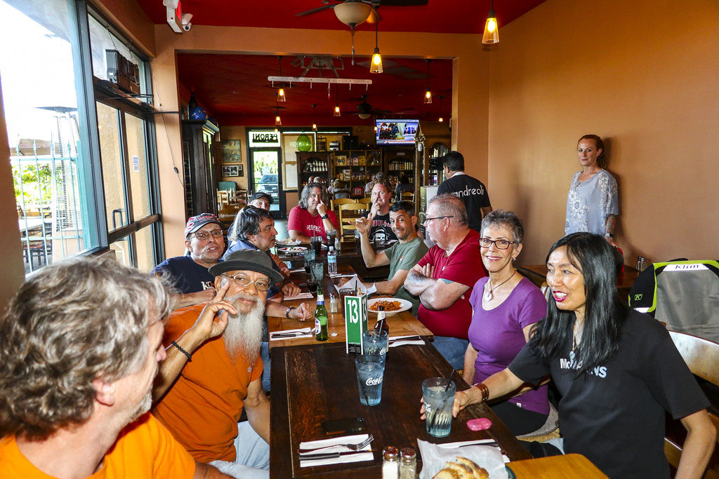 2018-05-31 General Membership Meeting & Dinner @ Andreoli's Italian Grocer