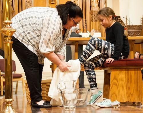 2018 Holy Thursday Mass
