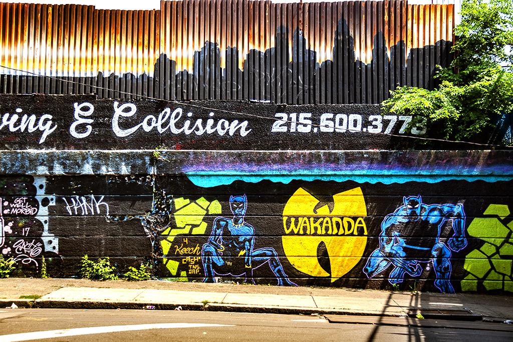 WAKANDA--Kensington