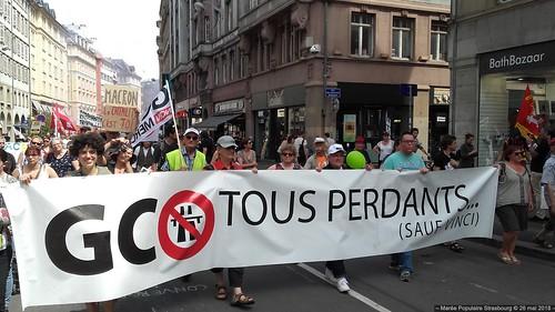 #GCO Manif #MareePopulaire Strasbourg  l 20180526_150740