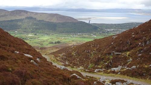 kerry way ireland europe irish european walking hiking trekking walk hike trek walks hikes treks nature countryside open space spaces expedition trail trails path paths