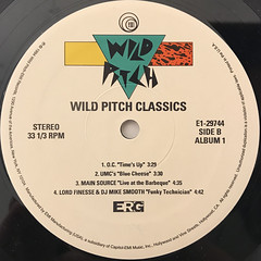V.A.:WILD PITCH CLASSICS(LABEL SIDE-B)