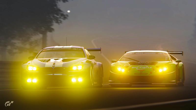 BMW vs Lambo
