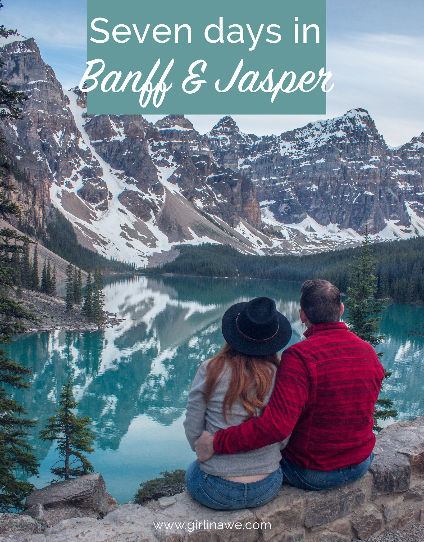 7 days in Banff & Jasper, Alberta