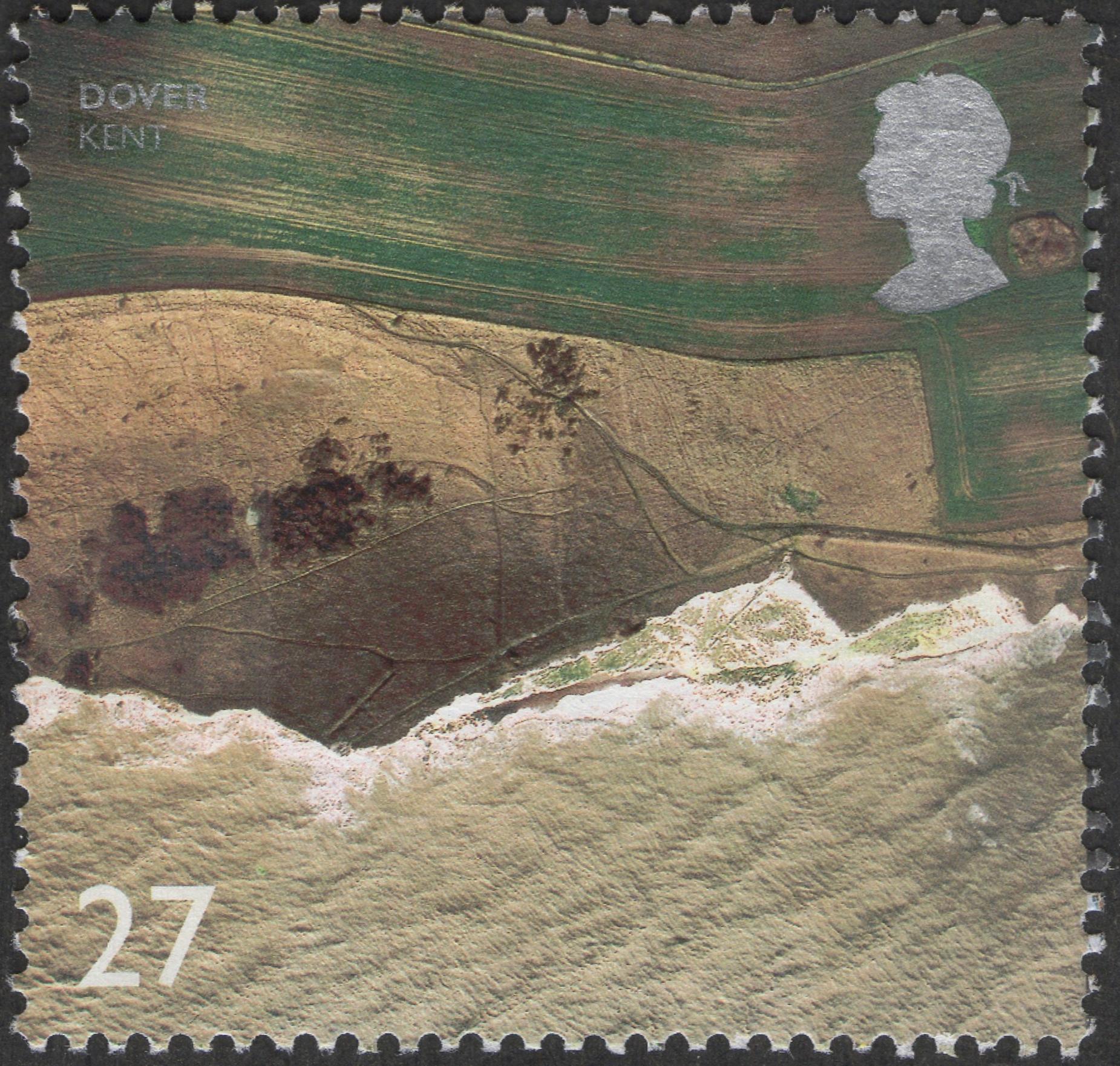 Great Britain - Scott #2031 (2002)