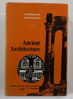 Ancient Architecture on Coins book cover