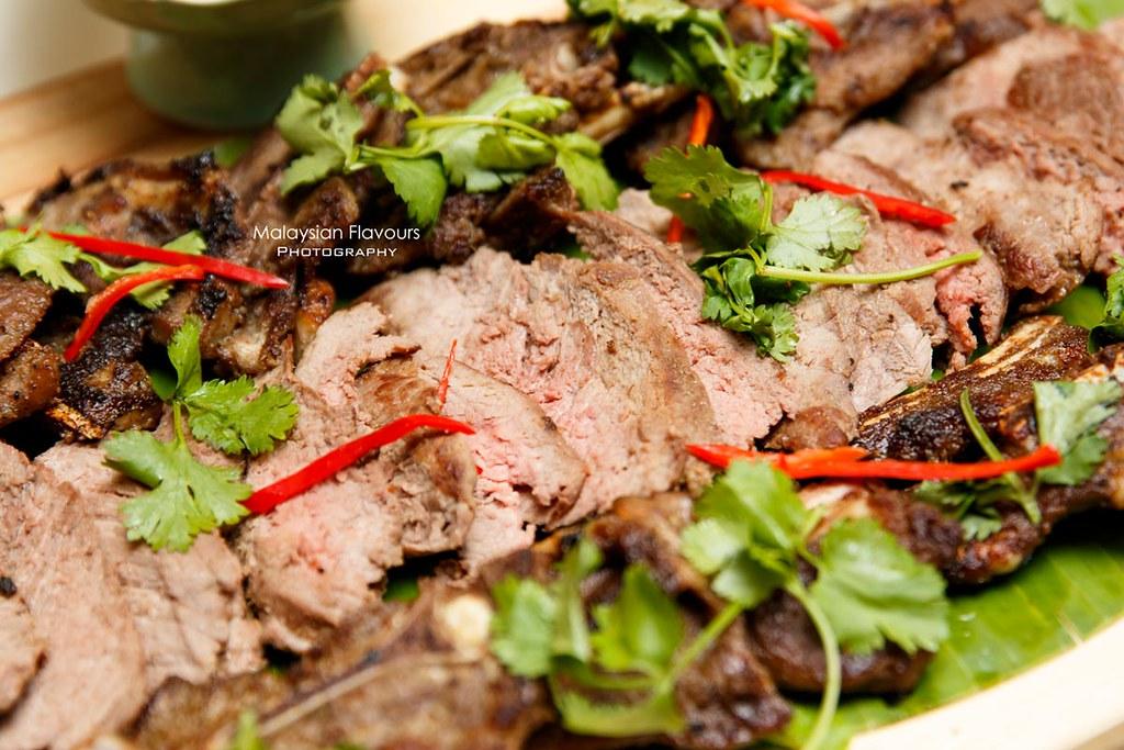 Rama V Thai dinner buffet