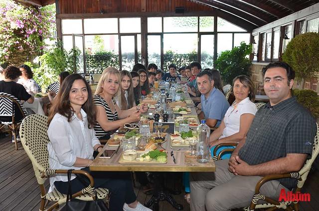 Vahap Eren, Volkan Dağlı, Melike Tok, Suat Kutertan, Gülseren Yüksek, Osman Tural