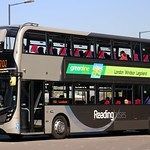 Reading Buses 758 YX64VRU in Slough.