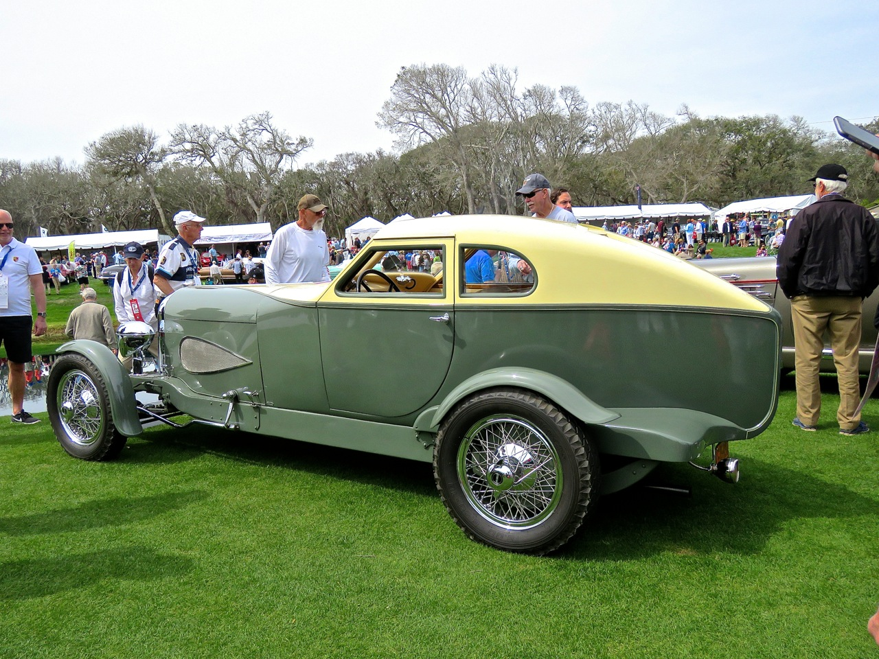 1929 Auburn Cabin Speedster 4