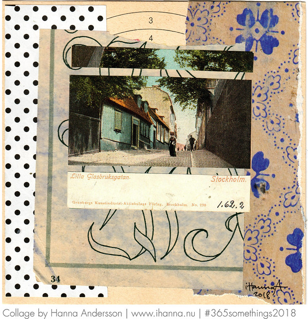 In the Rare-View Mirror - Collage no 63