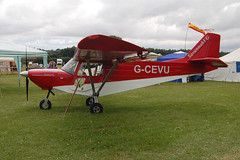 G-CEVU ICP MXP-740 (BMAA HB 552) Popham 030808