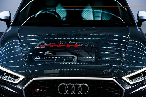 Audi RS3 : Grey