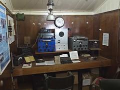 Radio room, Port Lockroy