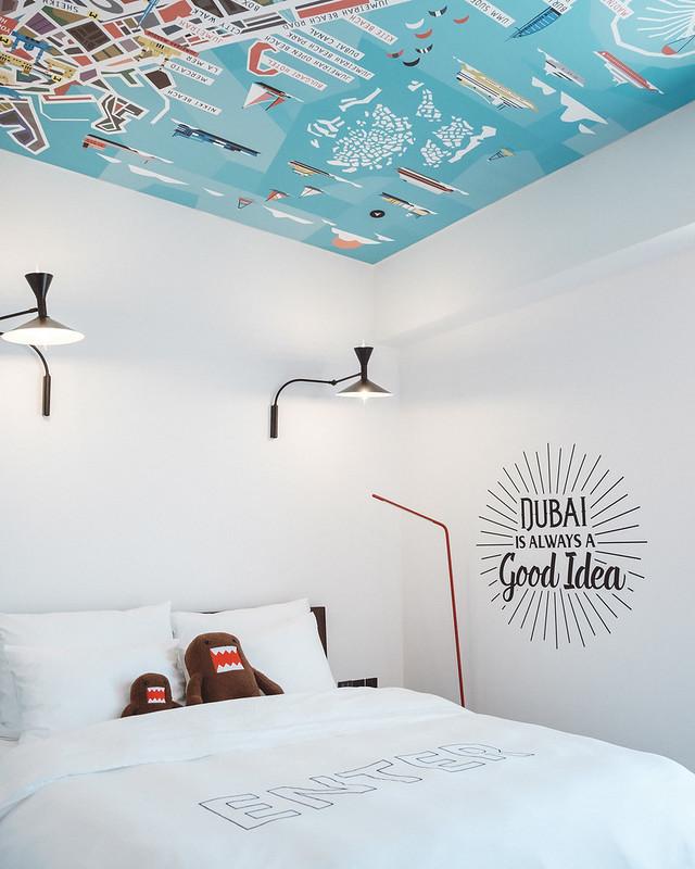 Zabeel House Mini Pocket room bed