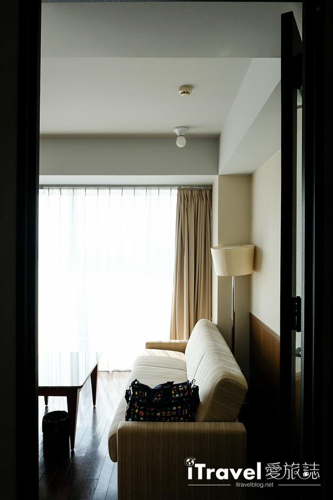 福冈饭店推荐 The Residential Suites Fukuoka (13)