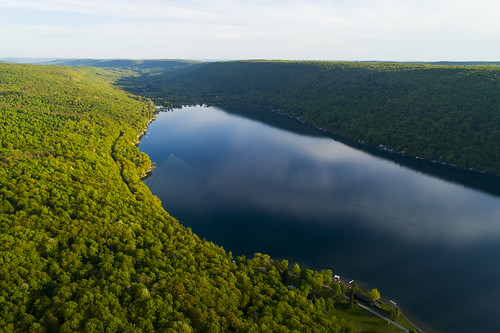beautiful pretty gorgeous green lush growth spring springtime summer protected awesome amazing lake flx fingerlakes drone drones dji djiphantom4 phantom4 peace peaceful quiet calm calming skaneateles life reflection adventure hiking 2018
