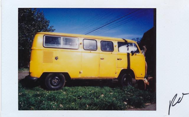 """Fujitivas_35 """"Yellow van"""""""