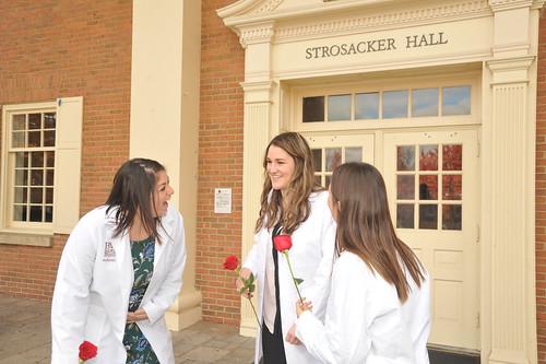 Fall 2017 Nursing White Coat Ceremony