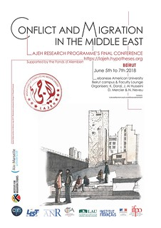Conflict and Migration in the Middle East