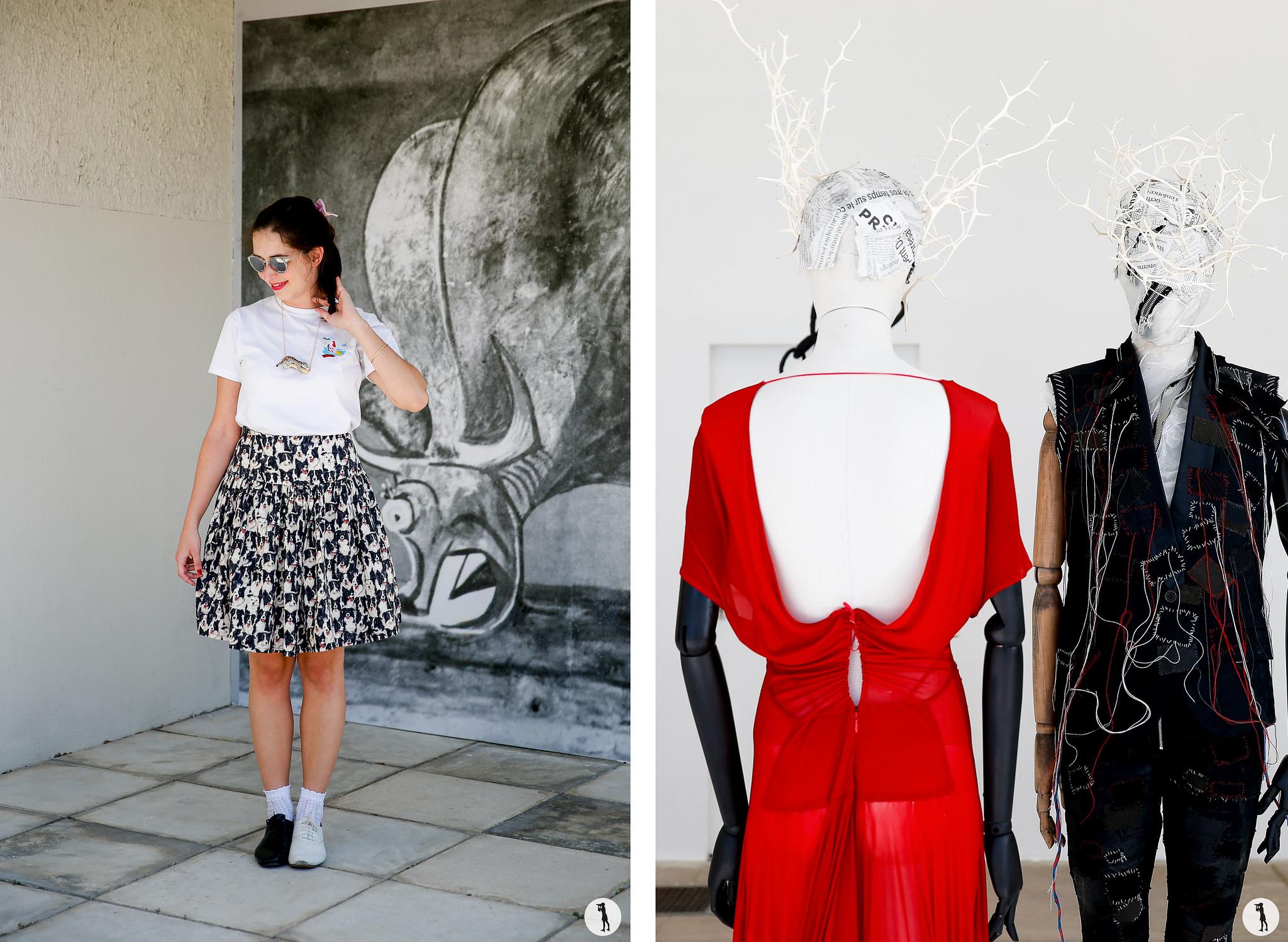 Street style - Festival de Hyères 2018