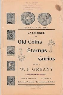 GREANY 1898 catalog