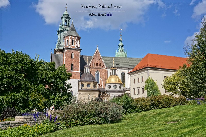 2017 Europe Krakow 05 Wawel Cathedral