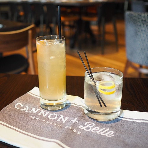 Cannon & Belle Cocktails