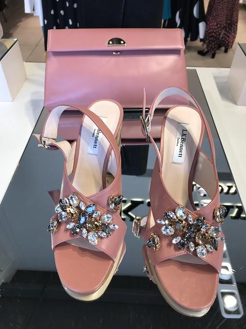 L K Bennet ladies sandals