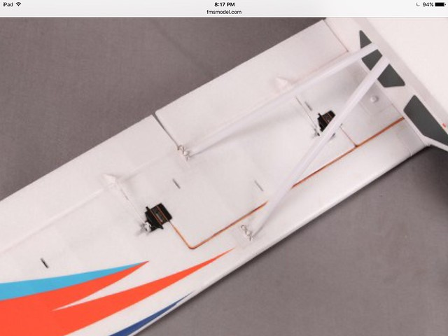 News FMS Kingfisher 1400mm STOL Airplane - Page 2 - RC Groups