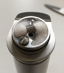 The GOM Ultimate wicked without airflow