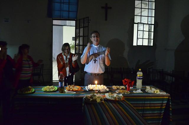 Cumpleaños de mons. García Cuerva