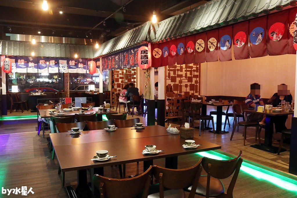 40282857445 7e2a0b3512 b - 熱血採訪|岦根川居酒屋,市區內夜景景觀餐廳,日本空運新鮮魚貨,壽司串燒炸物燒烤快炒(已歇業)