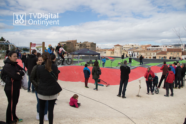Exhibició BMX Pumptrack