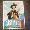 another amazing movie from Ghibli Studio and a gorgeous print from Joshua Budich available online and in the gallery #Ghibli #kiki's #movieposters