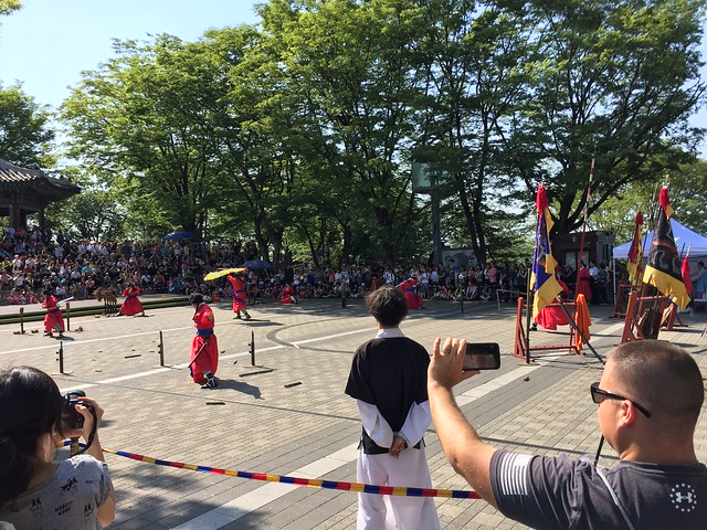 Namsan tower performance